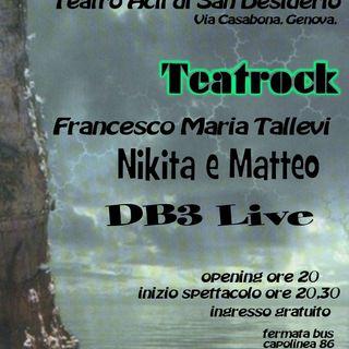Teatrock