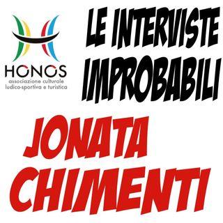 HONOS INTERVISTA A JONATA CHIMENTI