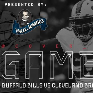 C1 BUF- Browns-Bills Postgame Show Presented by Uncle Jumbo's