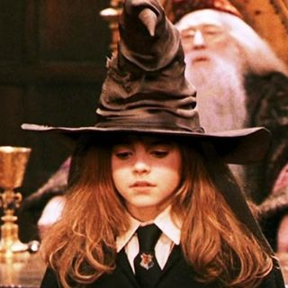 S3 Ep.6: Harry Potter and the Sorceror's Stone (featuring the Sorting Hat).