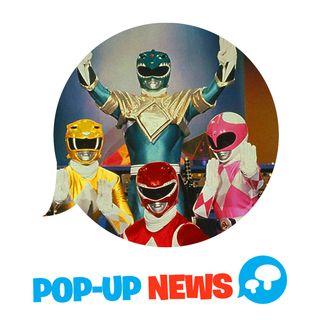 Power Rangers: in arrivo il reboot! - POP-UP NEWS