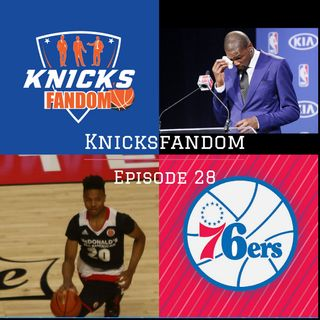"EP 28: ""Out with the old, in with the new!: The 2017 NBA Finals are over but the NBA draft is just Beginning!"" - Knicksfandom"