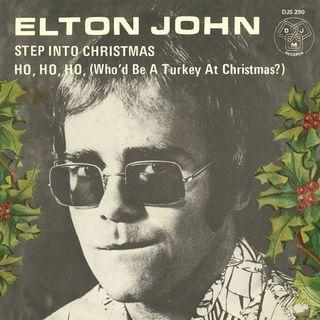 """Speciale Natale: Parliamo di """"Step into Christmas"""", il brano natalizio di ELTON JOHN pubblicato nel 1973."""