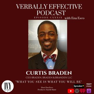 "EPISODE CXXXIX | ""WHAT YOU SEE IS WHAT YOU WILL BE"" w/ CURTIS BRADEN"