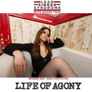 Mina Caputo (Life of Agony)