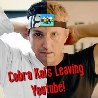 Cobra Kai's New Home & Updated Release Dates