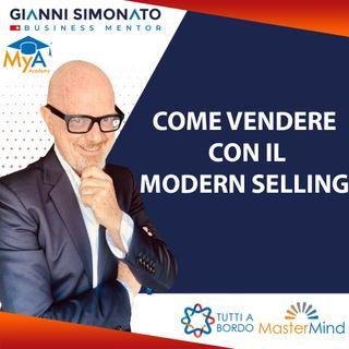 #54 Come vendere con il Modern Selling