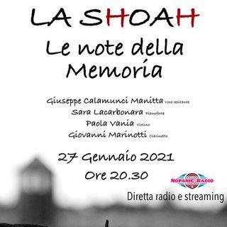 La Shoah - le note della memoria