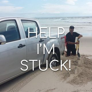 Help I'm Stuck! - Morning Manna #2746