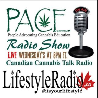 The PACE RadioShow with guest  Peter Hockenhull and Joint Host Alison Myrden LIVE on #LifestyleRadio.ca