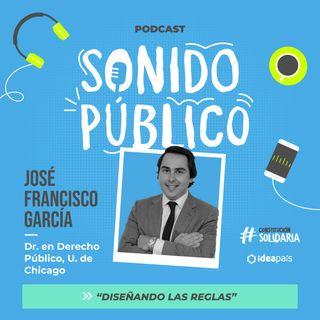 """Jose Francisco García en """"Diseñando las reglas"""""""
