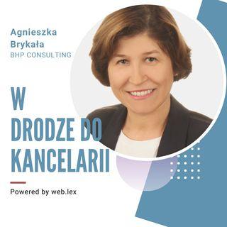 Doświadczenia ze współpracy z prawnikami - wywiad z panią Agnieszką Brykałą, właścicielką BHP Consulting