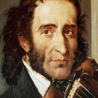 La musica di Ameria del 26 luglio 2021 - Musiche di Nicolò Paganini