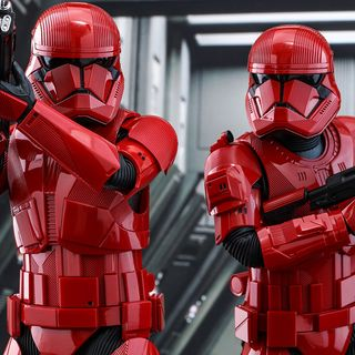 A Star Wars Podcast BONUS: SPOILERS! New Leaked Sith Trooper Details
