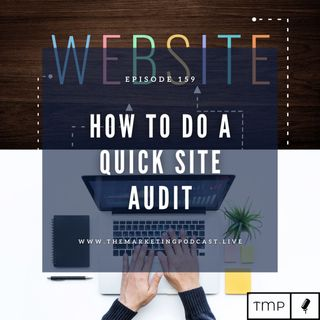 EP 159 : How to do a quick Site Audit | SEO
