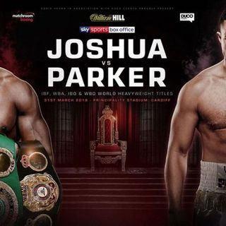 Inside Boxing Weekly:Joshua-Parker Preview, Plus Canelo-GGG 2, and More