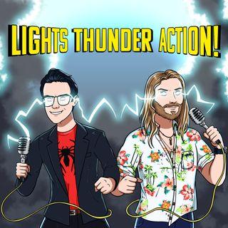 48. We Say Goodbye to WandaVision with Josh Bauer | Lights, Thunder, Action!