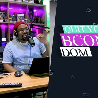 Titty Talk Show Ep 22 - Quit Your Job, Become a Dom