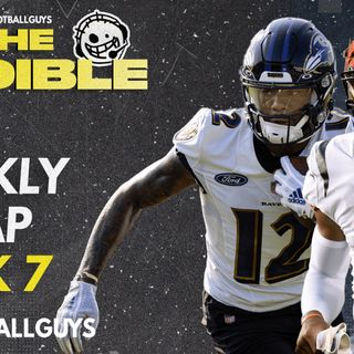 The Audible - Week 7 RECAP - Fantasy Football 2021