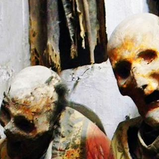 The Sicilian Mummies In Palermo - Now We KnowWhat Happened!