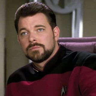 Jonathan Frakes From Star Trek Next Generation