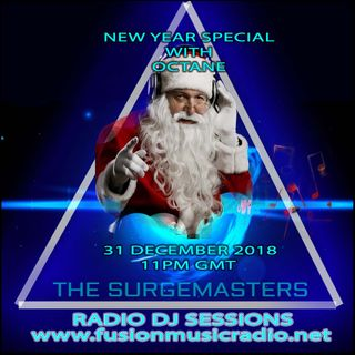 The Surgemaster Sessions - New year mix Octane 2018
