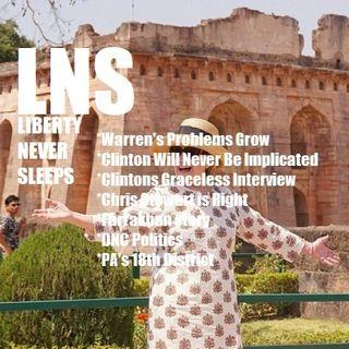 Liberty Never Sleeps 03/13/18 Show