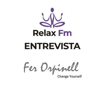 Entrevista a Fernando Orpinell (Profesional de la actividad física, coach de pilates, respiración y fitness)