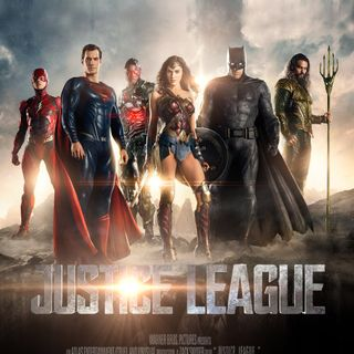 Damn You Hollywood: Justice League (2017) Review