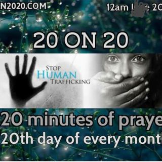 20 on 20 Midnight Prayer For Children and Families