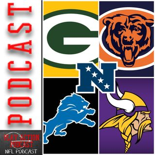 Play-Action Podcast EP 8: NFL Preview NFC North