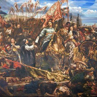 Muzea Watykańskie #3 - Jan Matejko - król Jan III Sobieski pod Wiedniem