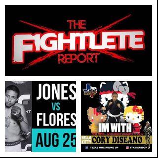 """Cory """"HelloKitty"""" Jones Fightlete Podcast"""