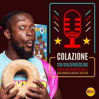 COLAZIONE CON SPAZIO WRESTLING - DOMENICA 29 OTTOBRE 2017