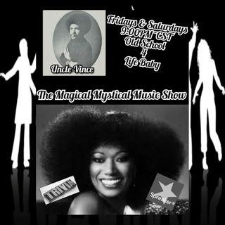The Magical Mystical Music Show 8-20-2021