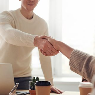 The importance of meeting new contacts