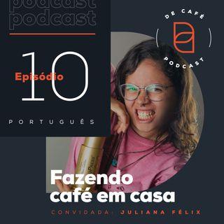Fazendo café em casa | Ep. 10 português