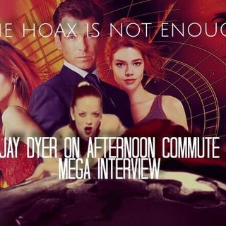 Mega-Interview: Jay w/Afternoon Commute – Spies, Lies & Drug Culture