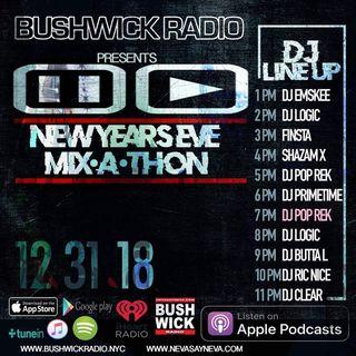 Dj Pop Rek New Years Eve R&B Mix