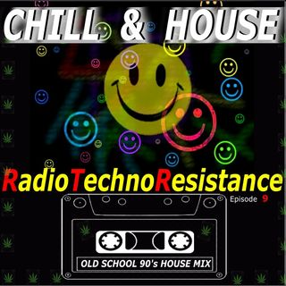 CHILL and HOUSE episode 9 Special FunkyHouse 90s Vinyl Selecta and mixed Live by Gian Mario Avena