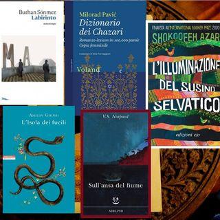 Speciale natale 2020, 15 libri sotto l'albero: narrativa (p.1)