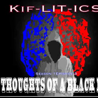 Thoughts of  BLACK MAN