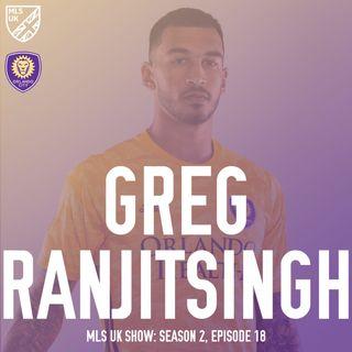 S2 Episode 18: Greg Ranjitsingh