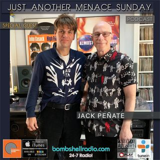 Just Another Menace Sunday #835 w : Jack Peñate