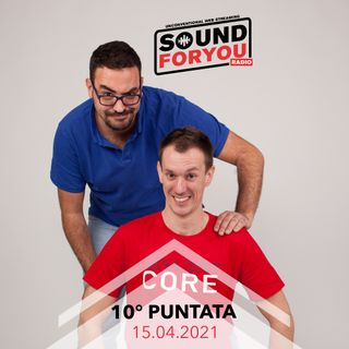 Sound For You Radio - Live in covid - 15.04.2021