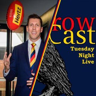 CrowCast TNL 2019 Bonus - Andrew Fagan Q&A with CrowCast