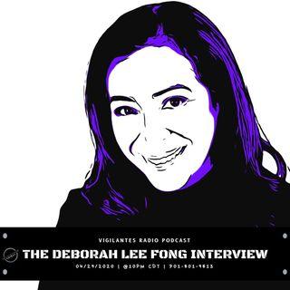 The Deborah Lee Fong Interview.