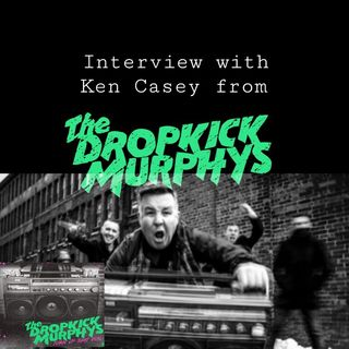 Ken Casey from Dropkick Murphys talks 'Turn Up That Dial'