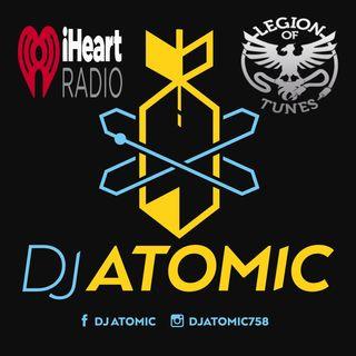 DJ Atomic - 2020 Heat Vol. 2 - Privacy Edition