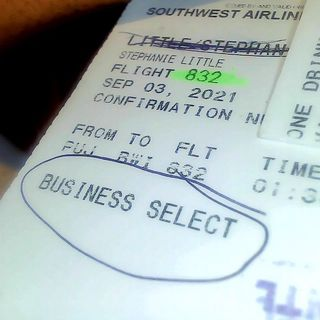Southwest Airlines Is The No Class Airline & Why #BusinessSelectAJoke